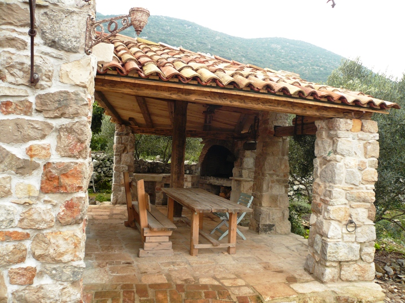 castaway vacation cottages croatia peljesac peninsula trpanj